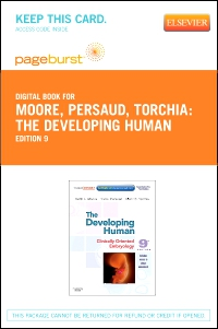 cover image - The Developing Human - Elsevier eBook on VitalSource (Retail Access Card),9th Edition
