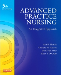cover image - Advanced Practice Nursing - Elsevier eBook on VitalSource,5th Edition