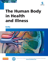 cover image - The Human Body in Health and Illness - Elsevier eBook on VitalSource,5th Edition