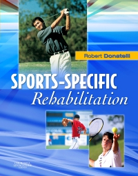 cover image - Sports-Specific Rehabilitation - Elsevier eBook on VitalSource