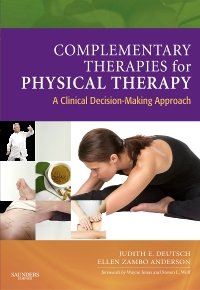 cover image - Complementary Therapies for Physical Therapy - Elsevier eBook on VitalSource