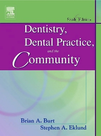 cover image - Dentistry, Dental Practice, and the Community - Elsevier eBook on VitalSource,6th Edition