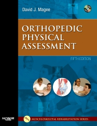 cover image - Orthopedic Physical Assessment - Elsevier eBook on VitalSource,5th Edition