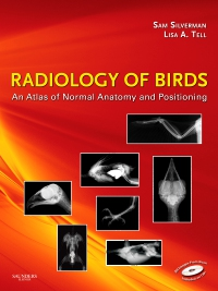 cover image - Radiology of Birds - Elsevier eBook on VitalSource