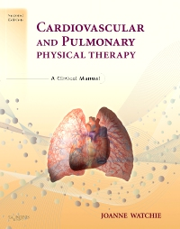 cover image - Cardiovascular and Pulmonary Physical Therapy - Elsevier eBook on VitalSource,2nd Edition