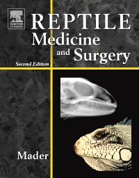 cover image - Reptile Medicine and Surgery - Elsevier eBook on VitalSource,2nd Edition