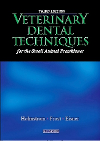 cover image - Veterinary Dental Techniques for the Small Animal Practitioner - Elsevier eBook on VitalSource,3rd Edition