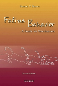 cover image - Feline Behavior - Elsevier eBook on VitalSource,2nd Edition