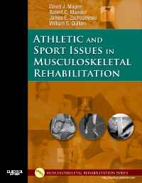 cover image - Athletic and Sport Issues in Musculoskeletal Rehabilitation - Elsevier eBook on VitalSource