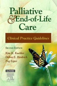 cover image - Palliative and End-of-Life Care - Elsevier eBook on VitalSource,2nd Edition