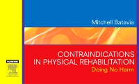 cover image - Contraindications in Physical Rehabilitation - Elsevier eBook on VitalSource