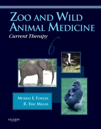 cover image - Zoo and Wild Animal Medicine Current Therapy - Elsevier eBook on VitalSource,6th Edition