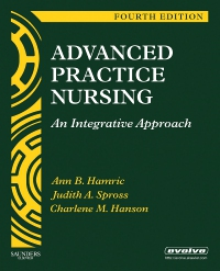 cover image - Advanced Practice Nursing - Elsevier eBook on VitalSource,4th Edition