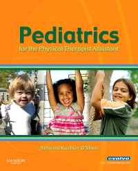 cover image - Pediatrics for the Physical Therapist Assistant - Elsevier eBook on VitalSource