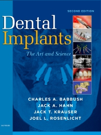cover image - Dental Implants - Elsevier eBook on VitalSource,2nd Edition