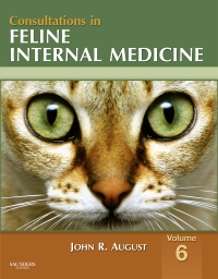 cover image - Consultations in Feline Internal Medicine, Volume 6 - Elsevier eBook on VitalSource