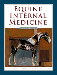 cover image - Equine Internal Medicine - Elsevier eBook on VitalSource,3rd Edition