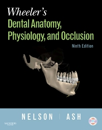 cover image - Wheeler's Dental Anatomy, Physiology and Occlusion - Elsevier eBook on VitalSource,9th Edition
