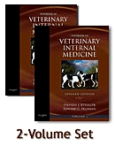 cover image - Textbook of Veterinary Internal Medicine - Elsevier eBook on VitalSource,7th Edition