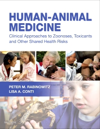 cover image - Human-Animal Medicine - Elsevier eBook on VitalSource