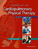 cover image - Essentials of Cardiopulmonary Physical Therapy - Elsevier eBook on VitalSource,3rd Edition