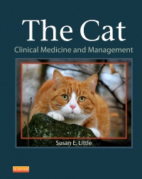 cover image - The Cat - Elsevier eBook on VitalSource