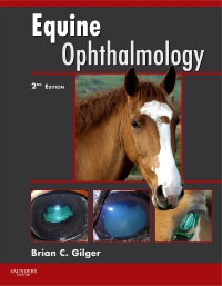 cover image - Equine Ophthalmology - Elsevier eBook on VitalSource,2nd Edition