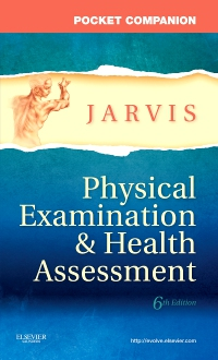 cover image - Pocket Companion for Physical Examination and Health Assessment - Elsevier eBook on VitalSource,6th Edition