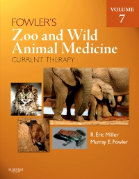 cover image - Fowler's Zoo and Wild Animal Medicine Current Therapy, Volume 7 - Elsevier eBook on VitalSource