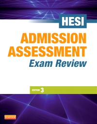 cover image - Admission Assessment Exam Review - Elsevier eBook on VitalSource,3rd Edition