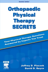 cover image - Orthopaedic Physical Therapy Secrets - Elsevier eBook on VitalSource,2nd Edition