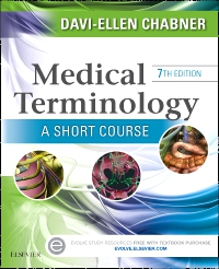 cover image - Medical Terminology: A Short Course,7th Edition