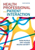 cover image - Evolve Resources for Health Professional and Patient Interaction,8th Edition