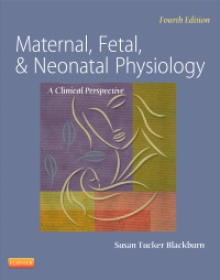 cover image - Maternal, Fetal, & Neonatal Physiology - Elsevier eBook on VitalSource,4th Edition
