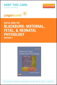 cover image - Maternal, Fetal, & Neonatal Physiology - Elsevier Digital Book (Retail Access Card),4th Edition