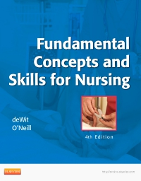 cover image - Fundamental Concepts and Skills for Nursing - Elsevier eBook on Vitalsource,4th Edition