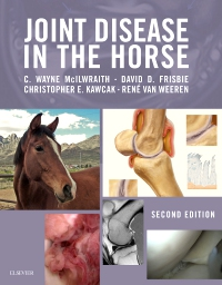 cover image - Joint Disease in the Horse,2nd Edition
