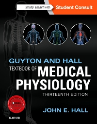 cover image - Guyton and Hall Textbook of Medical Physiology,13th Edition