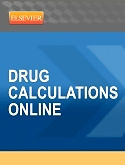 cover image - Drug Calculations Online