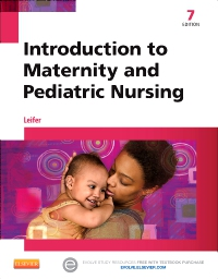 cover image - Introduction to Maternity and Pediatric Nursing,7th Edition