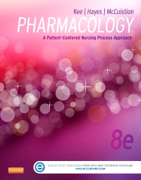 cover image - Pharmacology Online for Pharmacology,8th Edition