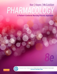 cover image - Pharmacology - Elsevier eBook on VitalSource,8th Edition