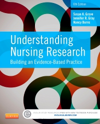 cover image - Understanding Nursing Research - Elsevier eBook on VitalSource,6th Edition
