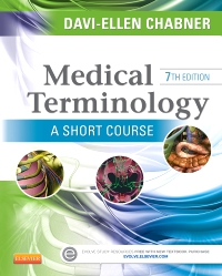 cover image - Evolve Resources for Medical Terminology: A Short Course,7th Edition