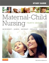 cover image - Study Guide for Maternal-Child Nursing - Elsevier eBook on VitalSource,4th Edition