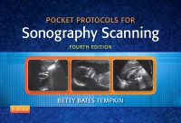 cover image - Pocket Protocols for Sonography Scanning,4th Edition