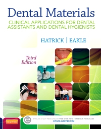 cover image - Dental Materials,3rd Edition