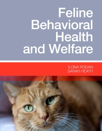 cover image - Feline Behavioral Health and Welfare