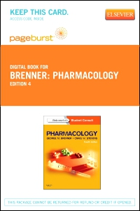 cover image - Pharmacology - Elsevier eBook on VitalSource (Retail Access Card),4th Edition