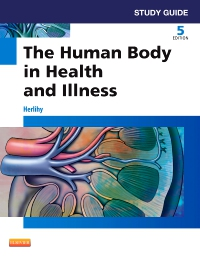 cover image - Study Guide for The Human Body in Health and Illness,5th Edition